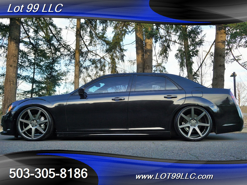 2014 Chrysler 300 Series SRT8 470 HP Loaded Panoramic Roof. - Photo 1 - Milwaukie, OR 97267
