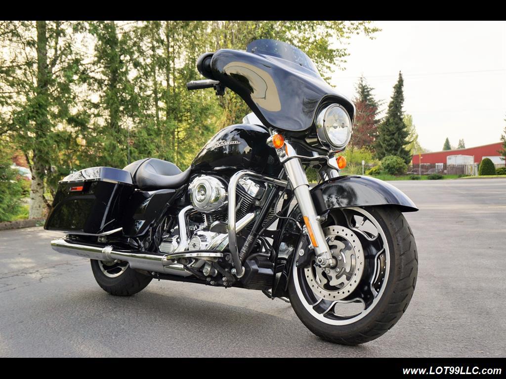 2012 Harley Davidson Custom Street Glide Bagger 103 For Sale In Photo 5 Milwaukie