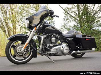 2012 Harley-Davidson Custom Street Glide Bagger 103