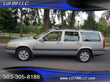 2000 Volvo V70 CROSS COUNTRY AWD SE,BRAND NEW TIRES. Wagon