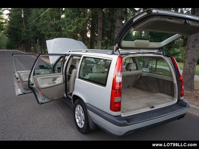 2000 Volvo V70 CROSS COUNTRY AWD SE,BRAND NEW TIRES. - Photo 36 - Milwaukie, OR 97267