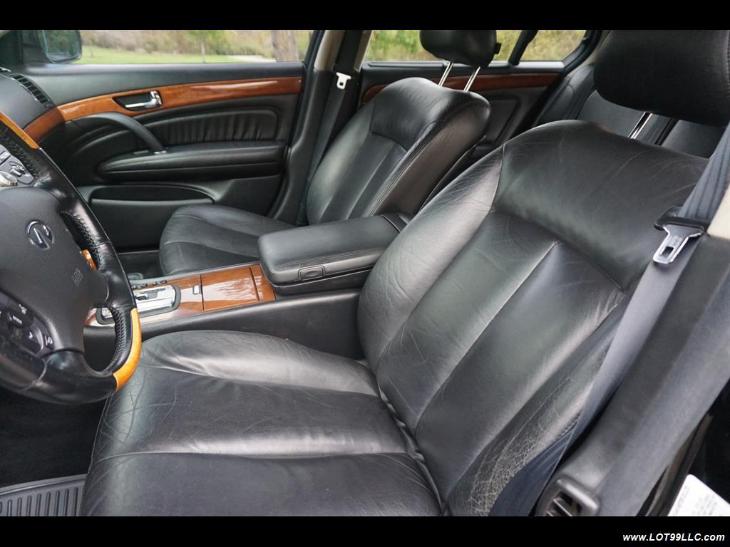 2002 Infiniti Q45 105K Low Miles Navi Leather Heated Seats. - Photo 14 - Milwaukie, OR 97267