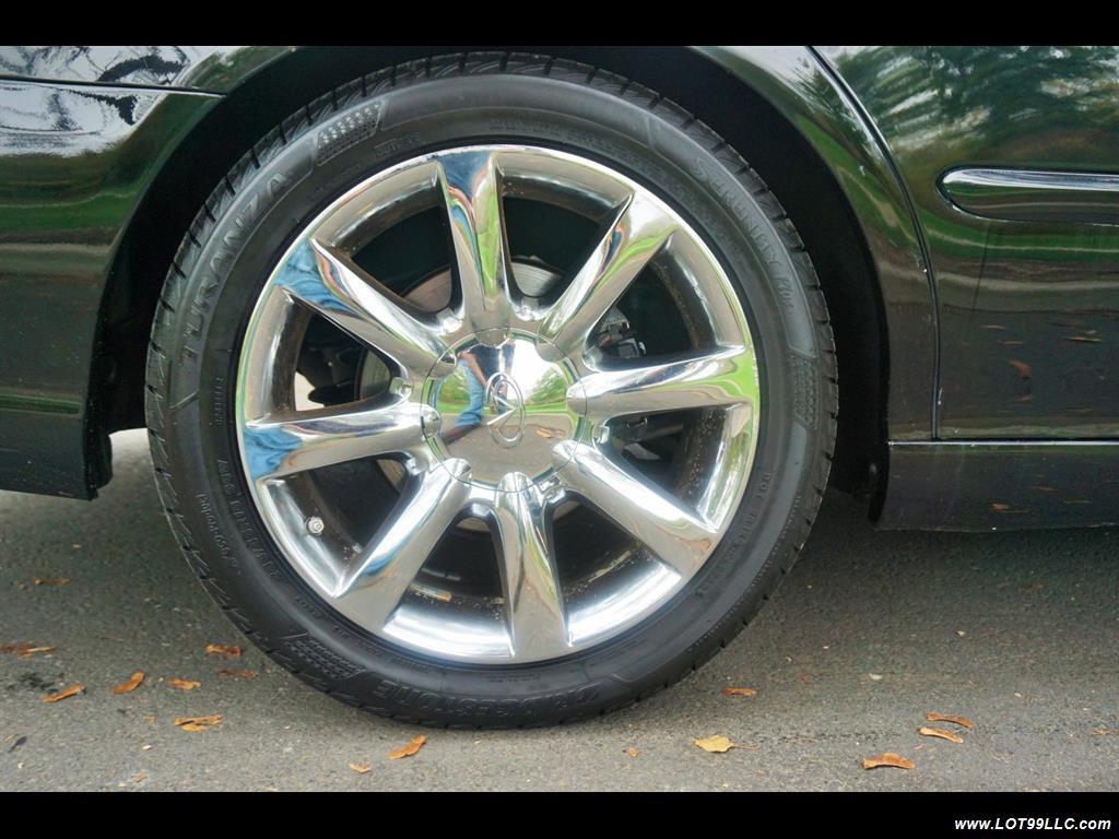 2002 Infiniti Q45 105K Low Miles Navi Leather Heated Seats. - Photo 24 - Milwaukie, OR 97267