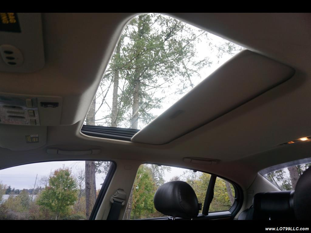 2002 Infiniti Q45 105K Low Miles Navi Leather Heated Seats. - Photo 15 - Milwaukie, OR 97267