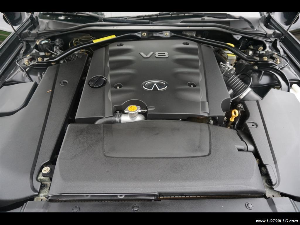 2002 Infiniti Q45 105K Low Miles Navi Leather Heated Seats. - Photo 20 - Milwaukie, OR 97267