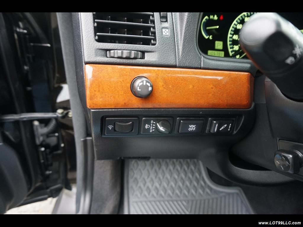 2002 Infiniti Q45 105K Low Miles Navi Leather Heated Seats. - Photo 25 - Milwaukie, OR 97267