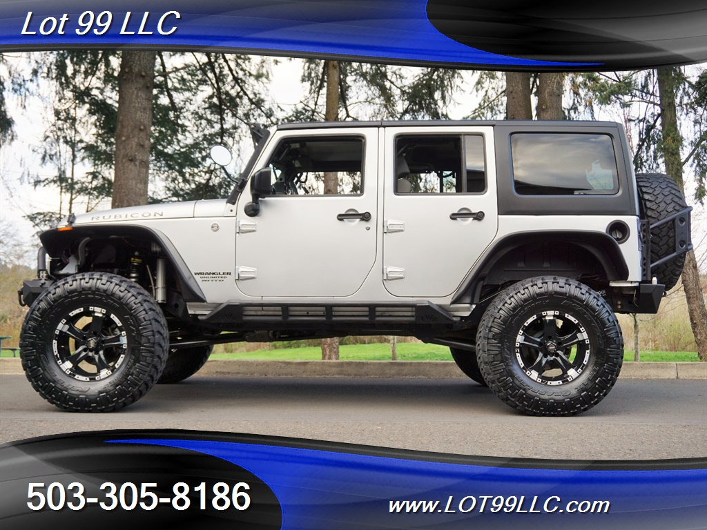 Unlimited Rubicon 4X4 Lifted Coirs Lockers 37S | eBay