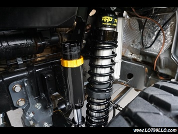 2010 Jeep Wrangler Unlimited Rubicon 4X4 Lifted Coilovers Lockers 37S