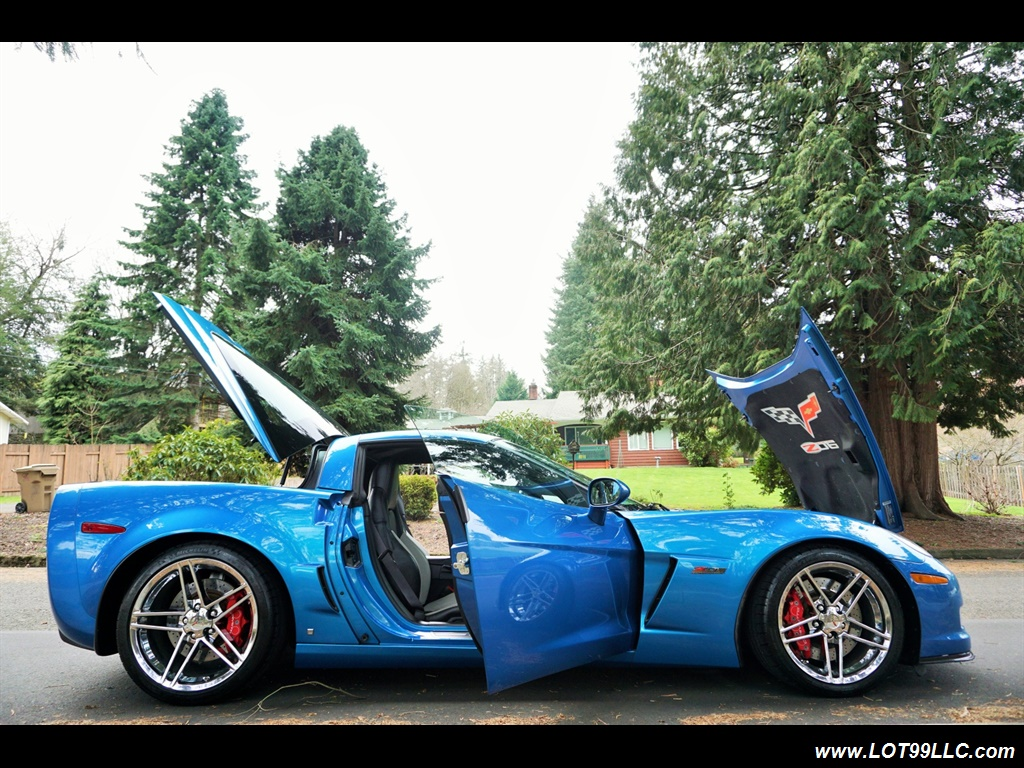 2008 Chevrolet Corvette 427 Limited Edition Z06 750 hp Supercharged - Photo 29 - Milwaukie, OR 97267