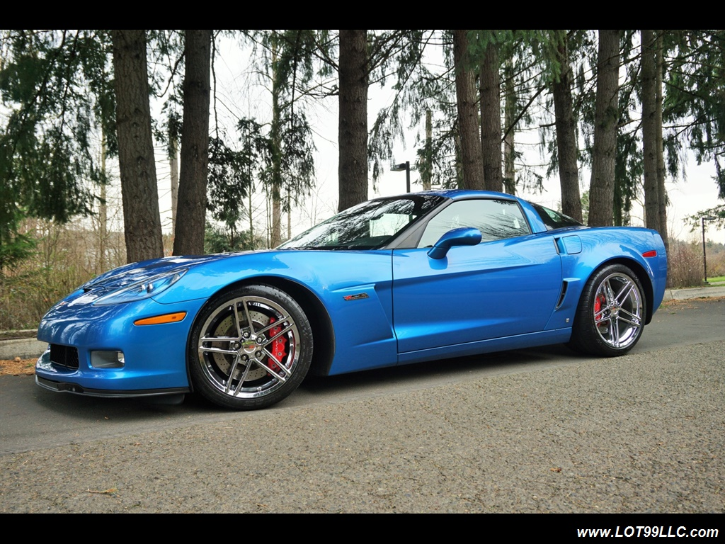 2008 chevrolet corvette 427 limited edition z06 750 hp. Black Bedroom Furniture Sets. Home Design Ideas