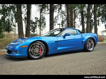 2008 Chevrolet Corvette 427 Limited Edition Z06 750 hp Supercharged Coupe
