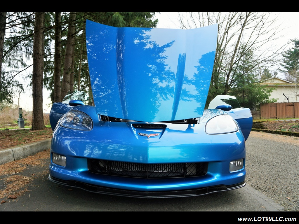 2008 Chevrolet Corvette 427 Limited Edition Z06 750 hp Supercharged - Photo 28 - Milwaukie, OR 97267