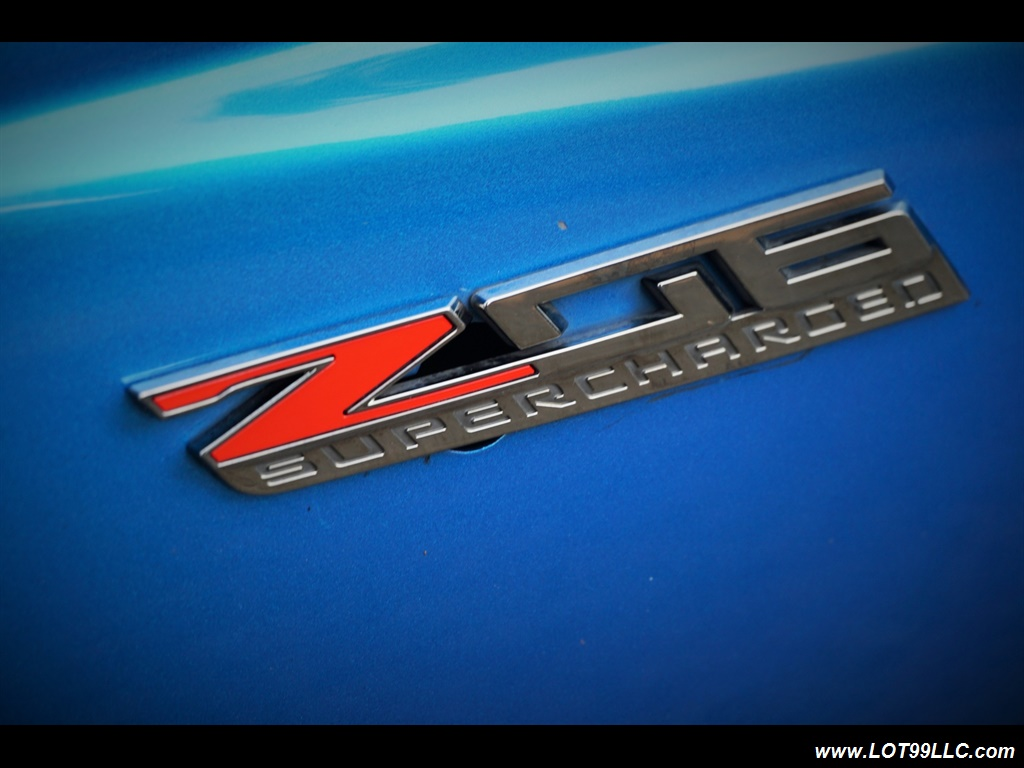 2008 Chevrolet Corvette 427 Limited Edition Z06 750 hp Supercharged - Photo 31 - Milwaukie, OR 97267