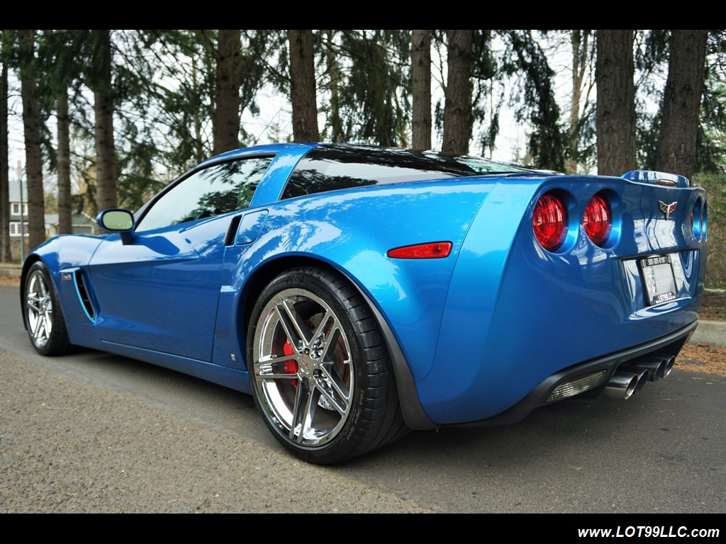 2008 Chevrolet Corvette 427 Limited Edition Z06 750 hp Supercharged - Photo 8 - Milwaukie, OR 97267