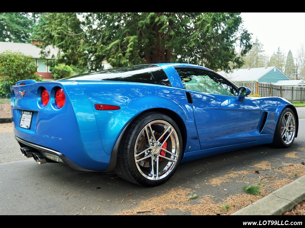 2008 Chevrolet Corvette 427 Limited Edition Z06 750 hp Supercharged - Photo 6 - Milwaukie, OR 97267