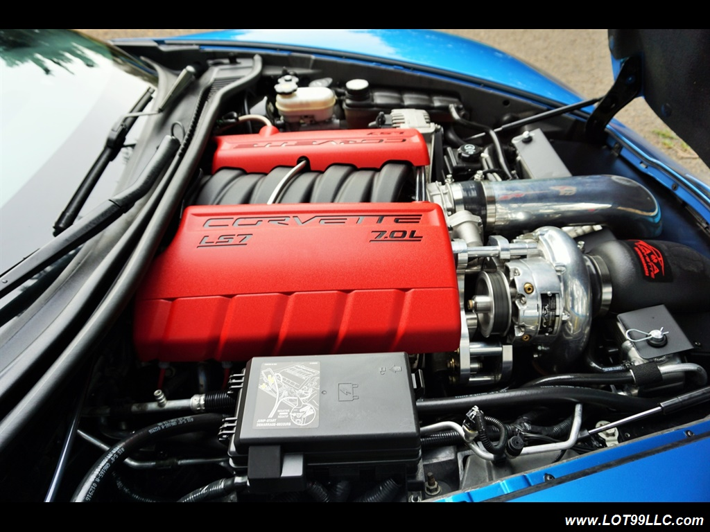 2008 Chevrolet Corvette 427 Limited Edition Z06 750 hp Supercharged - Photo 39 - Milwaukie, OR 97267