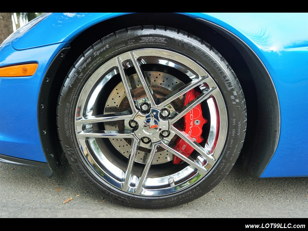 2008 Chevrolet Corvette 427 Limited Edition Z06 750 hp Supercharged - Photo 32 - Milwaukie, OR 97267