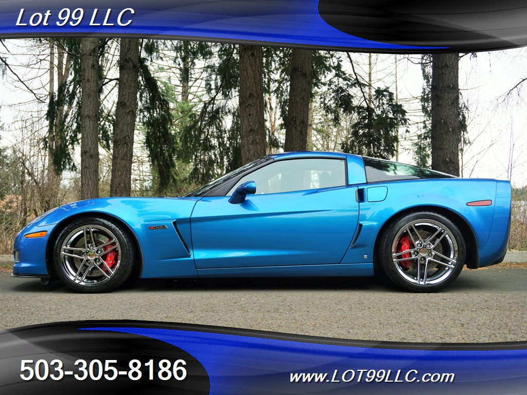 2008 Chevrolet Corvette 427 Limited Edition Z06 750 hp Supercharged - Photo 1 - Milwaukie, OR 97267