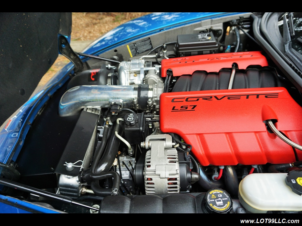 2008 Chevrolet Corvette 427 Limited Edition Z06 750 hp Supercharged - Photo 26 - Milwaukie, OR 97267