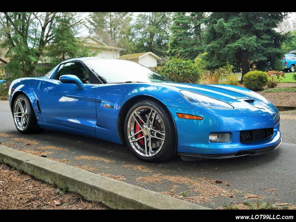 2008 Chevrolet Corvette 427 Limited Edition Z06 750 hp Supercharged - Photo 4 - Milwaukie, OR 97267