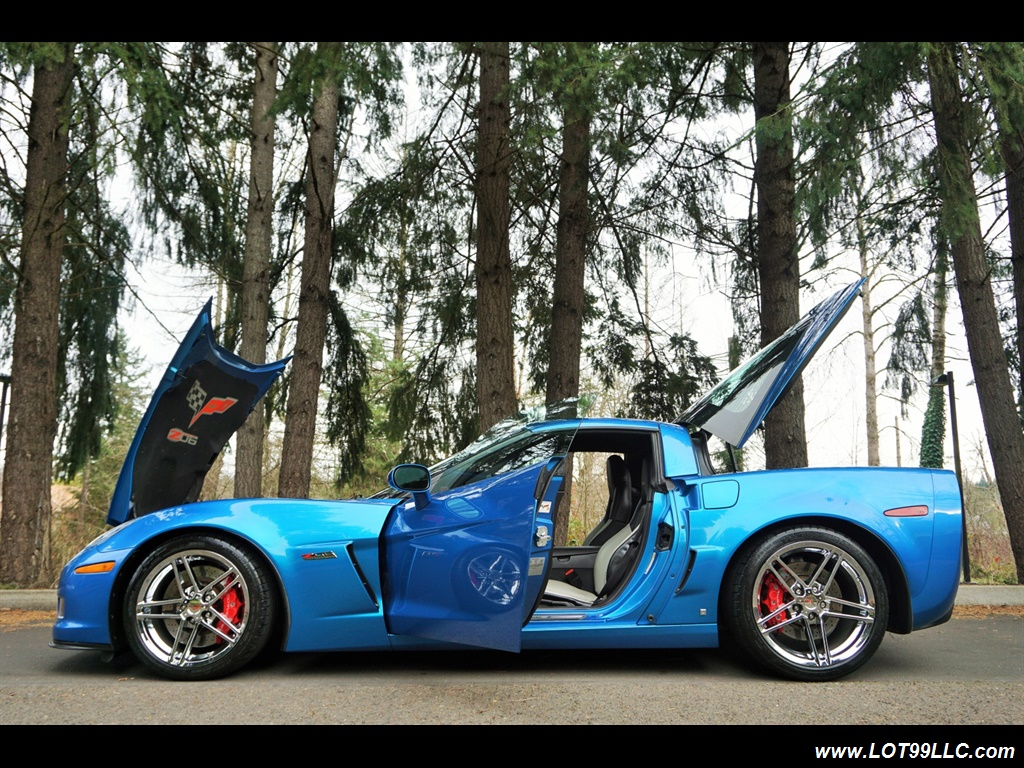 2008 Chevrolet Corvette 427 Limited Edition Z06 750 hp Supercharged - Photo 27 - Milwaukie, OR 97267