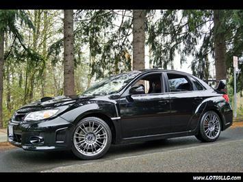 2012 Subaru Impreza WRX STI Limited BUILT Engine 500 HP Sedan