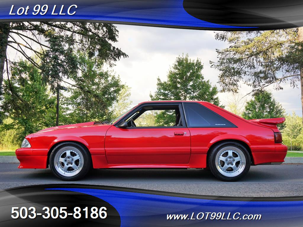 Ford ford mustang 99 : 1990 Ford Mustang SALEEN 1 Of 2 Ever Made. for sale in Milwaukie ...