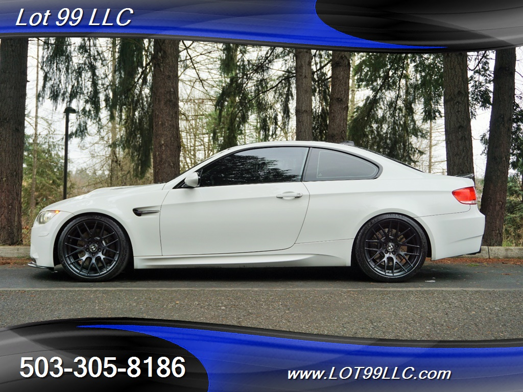 BMW M Coupe Alpine White Lowered Wheels Exhaust Tuned For - 2008 bmw m3 coupe for sale