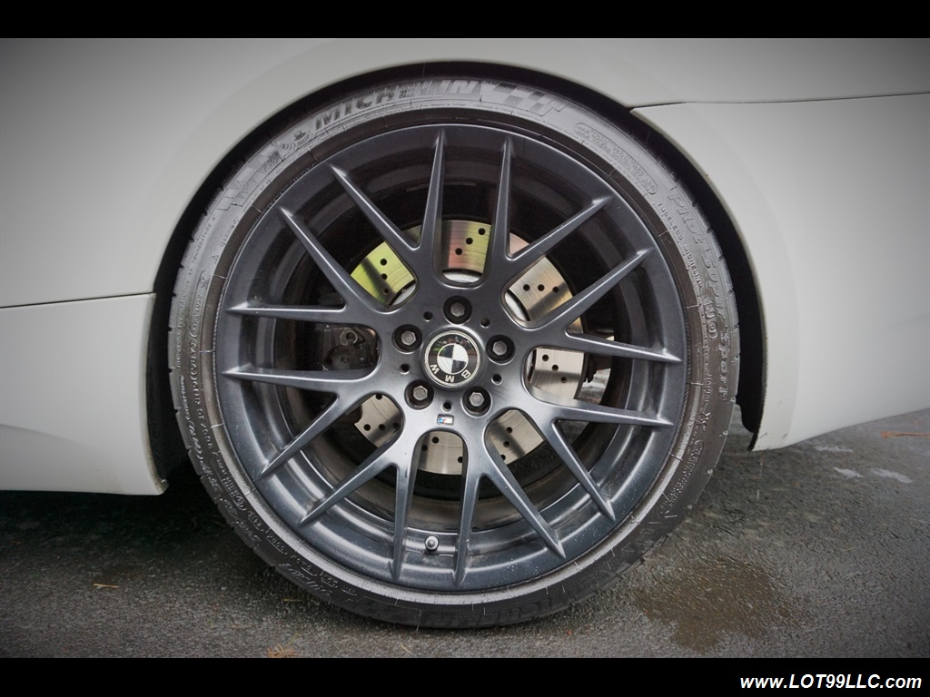 2008 BMW M3 Coupe Alpine White Lowered 19 Wheels Exhaust Tuned - Photo 23 - Milwaukie, OR 97267