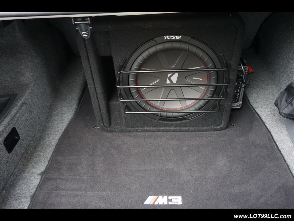 2008 BMW M3 Coupe Alpine White Lowered 19 Wheels Exhaust Tuned - Photo 12 - Milwaukie, OR 97267