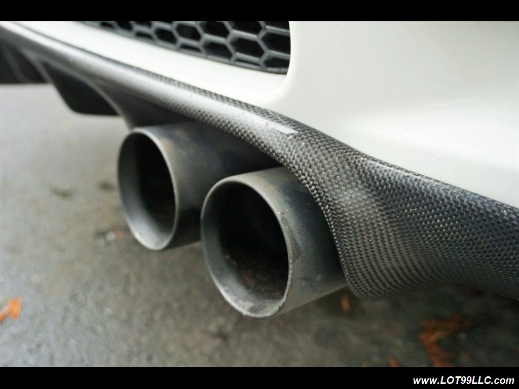 2008 BMW M3 Coupe Alpine White Lowered 19 Wheels Exhaust Tuned - Photo 22 - Milwaukie, OR 97267