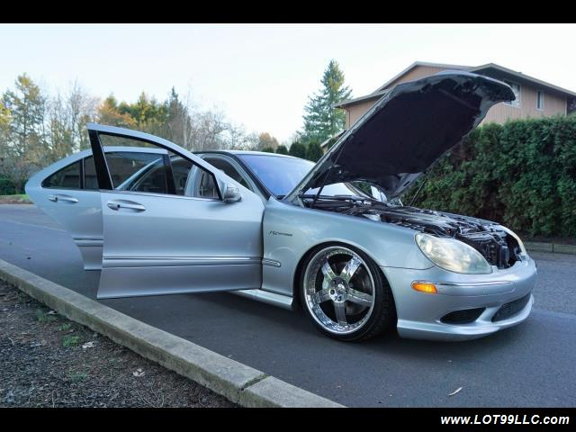 2005 Mercedes-Benz S600 Twin Turbo 117K VIP STYLE CARS. - Photo 38 - Milwaukie, OR 97267