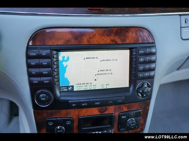 2005 Mercedes-Benz S600 Twin Turbo 117K VIP STYLE CARS. - Photo 30 - Milwaukie, OR 97267