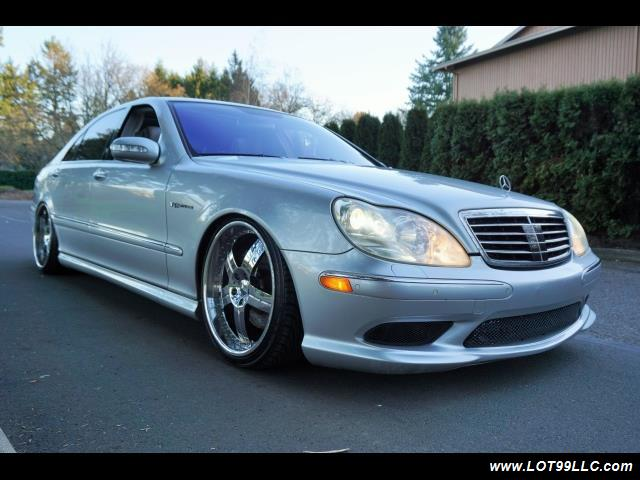 2005 Mercedes-Benz S600 Twin Turbo 117K VIP STYLE CARS. - Photo 4 - Milwaukie, OR 97267