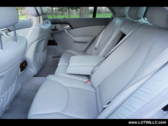 2005 Mercedes-Benz S600 Twin Turbo 117K VIP STYLE CARS. - Photo 13 - Milwaukie, OR 97267