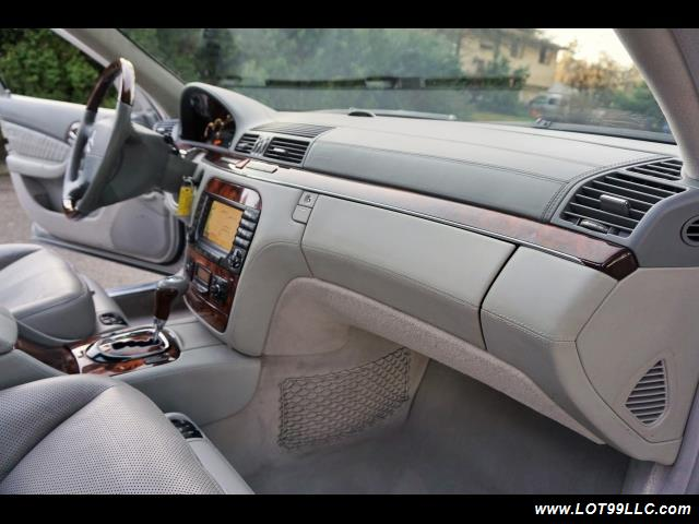 2005 Mercedes-Benz S600 Twin Turbo 117K VIP STYLE CARS. - Photo 19 - Milwaukie, OR 97267