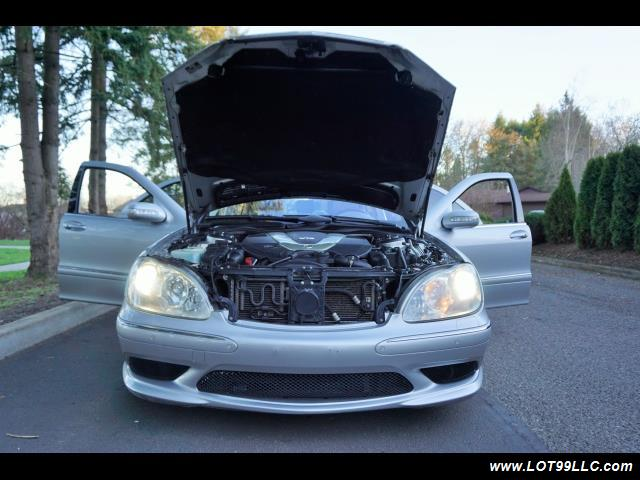 2005 Mercedes-Benz S600 Twin Turbo 117K VIP STYLE CARS. - Photo 36 - Milwaukie, OR 97267
