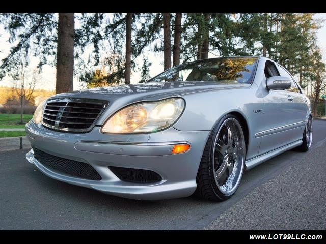 2005 Mercedes-Benz S600 Twin Turbo 117K VIP STYLE CARS. - Photo 2 - Milwaukie, OR 97267