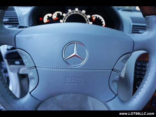 2005 Mercedes-Benz S600 Twin Turbo 117K VIP STYLE CARS. - Photo 28 - Milwaukie, OR 97267