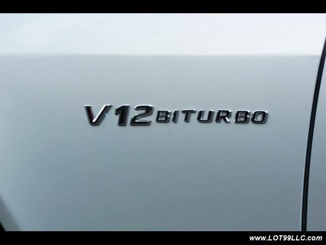 2005 Mercedes-Benz S600 Twin Turbo 117K VIP STYLE CARS. - Photo 54 - Milwaukie, OR 97267