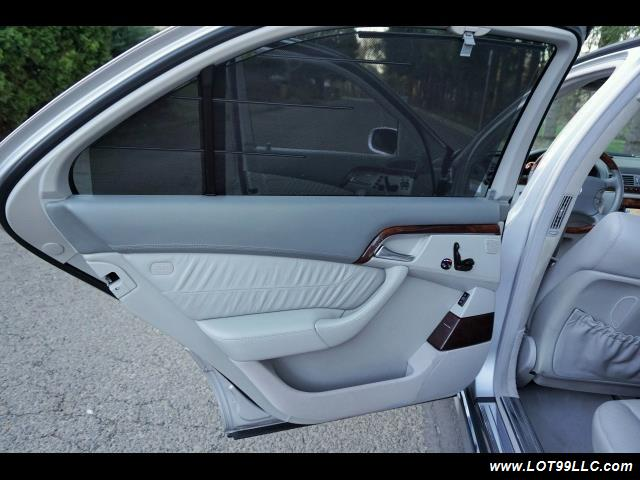 2005 Mercedes-Benz S600 Twin Turbo 117K VIP STYLE CARS. - Photo 12 - Milwaukie, OR 97267