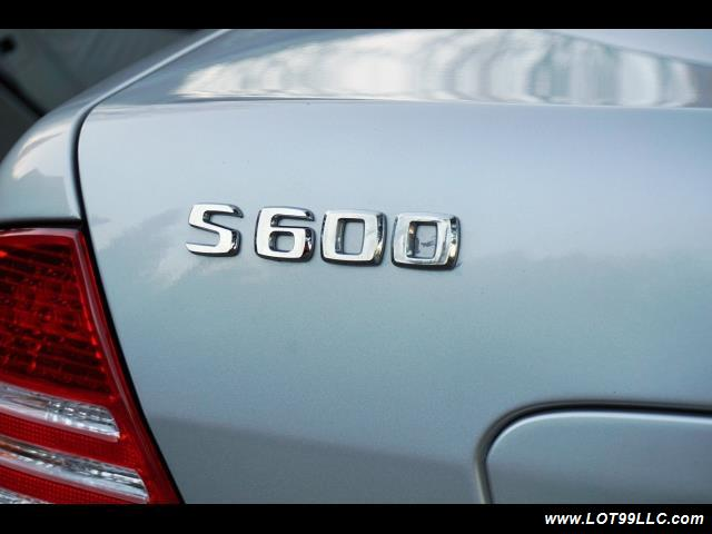 2005 Mercedes-Benz S600 Twin Turbo 117K VIP STYLE CARS. - Photo 44 - Milwaukie, OR 97267