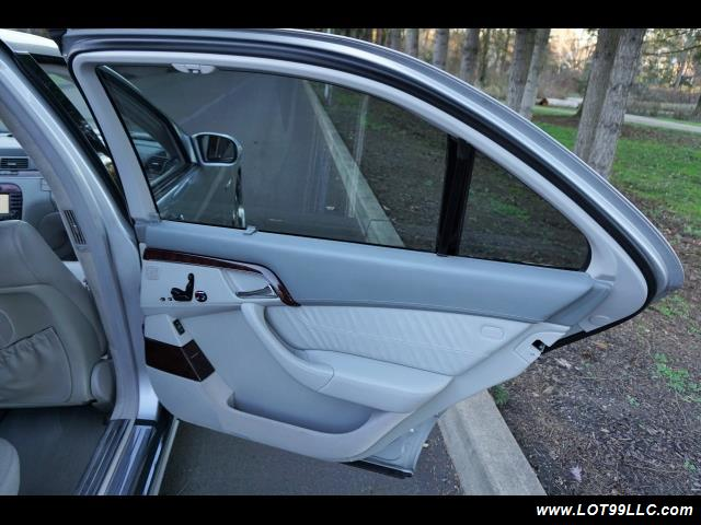 2005 Mercedes-Benz S600 Twin Turbo 117K VIP STYLE CARS. - Photo 16 - Milwaukie, OR 97267