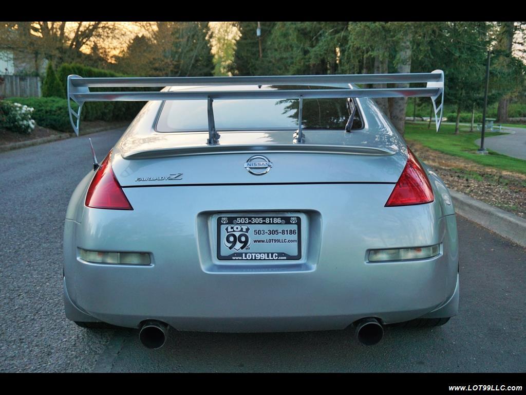 2003 Nissan 350Z VORTECH Supercharged JDM 91K . - Photo 7 - Milwaukie, OR 97267