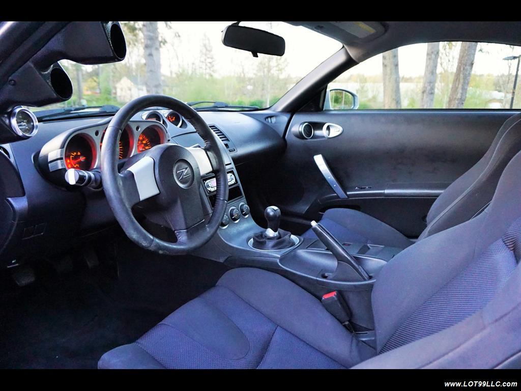 2003 Nissan 350Z VORTECH Supercharged JDM 91K . - Photo 9 - Milwaukie, OR 97267