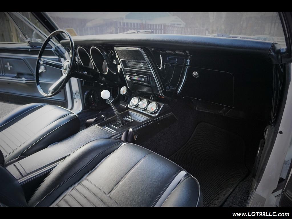 1967 Chevrolet Camaro RS SS 4 SPEED MANUAL Restomod - Photo 13 - Milwaukie, OR 97267