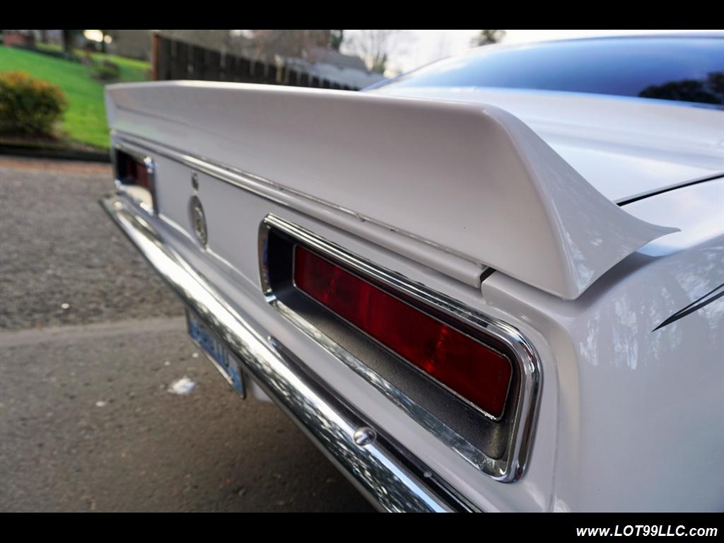 1967 Chevrolet Camaro RS SS 4 SPEED MANUAL Restomod - Photo 36 - Milwaukie, OR 97267