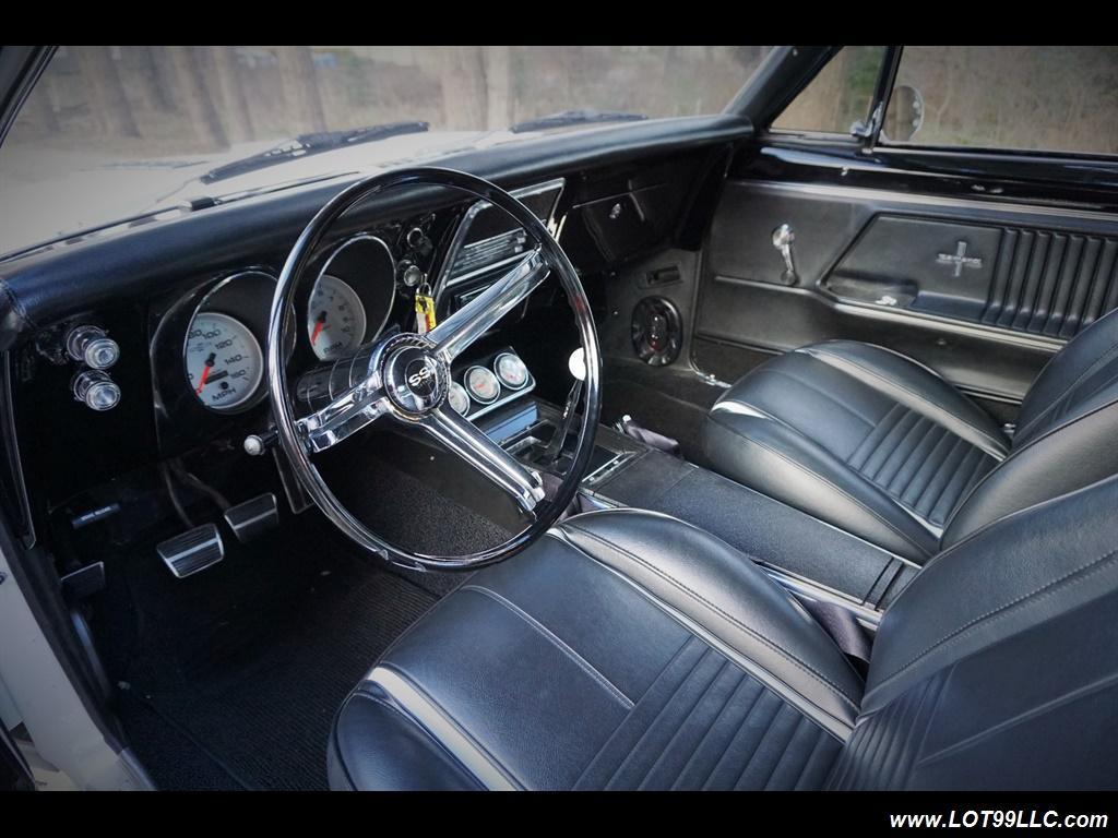 1967 Chevrolet Camaro RS SS 4 SPEED MANUAL Restomod - Photo 10 - Milwaukie, OR 97267