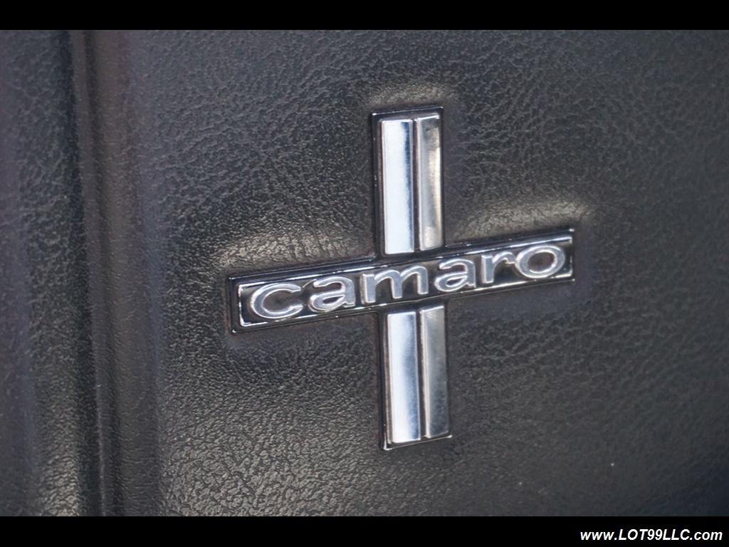 1967 Chevrolet Camaro RS SS 4 SPEED MANUAL Restomod - Photo 54 - Milwaukie, OR 97267