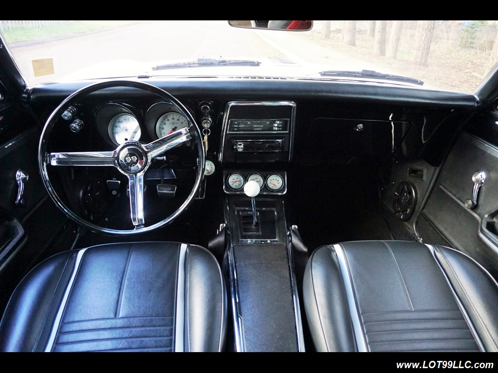 1967 Chevrolet Camaro RS SS 4 SPEED MANUAL Restomod - Photo 9 - Milwaukie, OR 97267